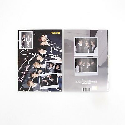 [GOT7]Mini Album Eyes On You/Eyes Version/Album W/O Photocard, Poster