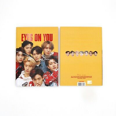 [GOT7]Mini Album Eyes On You/On Version/Only Album without Photocard, Poster