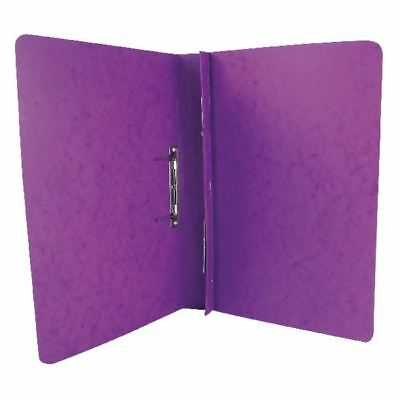 Europa Lilac Spiral File (Pack of 25) 3004, Can hold up to 150 sheets [GH03004]