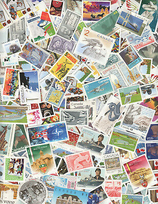 Canada Stamps-$25 Face Value, Off Paper, No Gum, Uncancelled,MNG *Free Shipping*