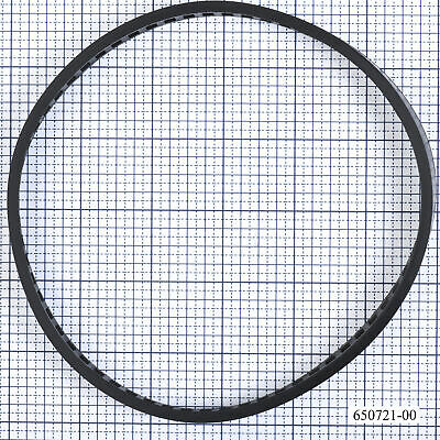 DeWalt A02807 Band Saw Replacement Pulley Rubber Tire (2 Pack)