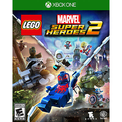 LEGO Marvel Super Heroes 2 Xbox One [Brand New]