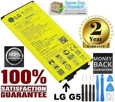 New Brand OEM Original Genuine Replacement Battery For LG G5