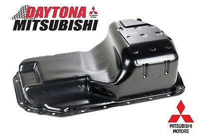 Genuine Mitsubishi Lancer Evo 8 Viii Oil Pan 1200A020