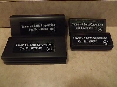 Thomas & Betts  -  HTC500  -  H-tap Cover