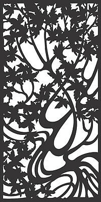 DXF of PLASMA Laser Cut -CNC Vector DXF-CDR - AI  Art file