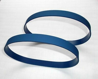2 Blue Max Ultra Duty Band Saw Tires For Boice Crane 2310 Band Saw .125 Thick