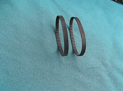 2 New Drive Belts Replaces Sears Craftsman Sharpener 152211700