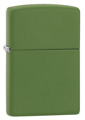 Zippo Windproof Moss Green Lighter, 228, New In Box