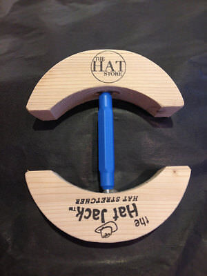 The Hat Jack - Hat Stretcher - 3 Sizes