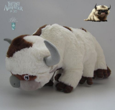 AVATAR Last Airbender APPA Stuffed Plush Doll Large Soft Toy 45cm RARE Xmas Gift
