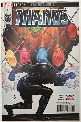 Thanos #17: FIRST PRINTING -- SOLD OUT -- Cosmic Ghost Rider (Marvel 2018)