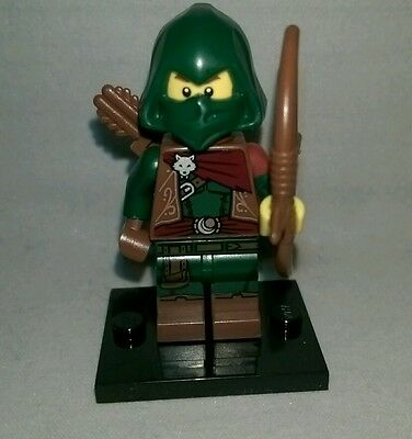 71013 LEGO Series 16 ** ROGUE ARCHER ** Minifigure New /& Sealed