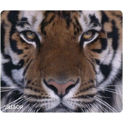 Allsop 30188 NatureSmart Recycled Mouse Pad - Tiger Print
