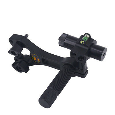 360° Rotating Aluminum Tactical Low Profile Red Dot Laser Sight For Compound Bow