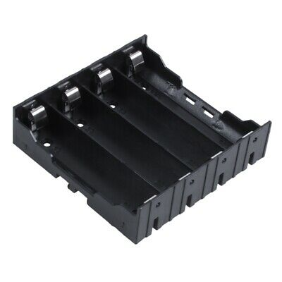 5Pcs Li-ion DIY Battery Plastic Case Holder for 4x3.7V 18650 Battery SZHKDT