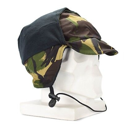 b8e17f494dce1 Genuine British Army DPM Camo Waterproof Gore Tex cap Lined Cold Weather hat  New