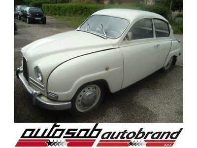 SAAB 96 Deluxe Coupe