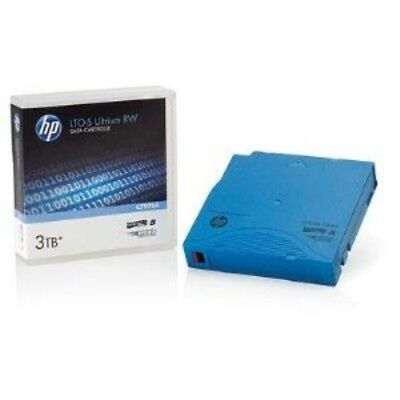 NEW HPE C7975A HP LTO5 ULTRIUM 1.5TB/3TB RW DATA CART....b.