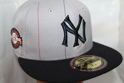 f7a99e75bada1c New York Yankees New Era MLB Ultimate Patch Collection Anniversary 59fifty, Hat