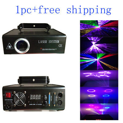 300mw Rgb Text Laser Stage Lighting Holiday Light Laser Projector Text Input By Keyboard Emotional Expression Without Boundaries Stage Lighting Effect Commercial Lighting