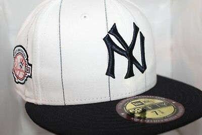 4d575fb21ee New York Yankees New Era MLB Ultimate Patch Collection Anniversary 59fifty