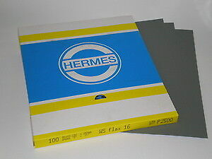 230 x 280 mm 800 grit Hermes WS Flex 16 Wet and Dry Sheet