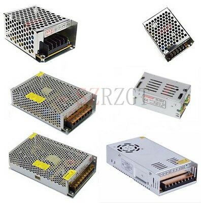 5V 2A 3A 10A 20A 30A 40A 60A 70A 80A 110V 220V AC to 5 Volt DC LED Power Supply