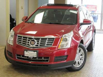 SRX Luxury Collection AWD 4dr SUV