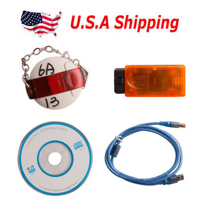 USA Shipping 2013.07V SCANNER For E/F SCANNER AUTO Diagnostic Tool