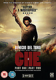 Che - Parts 1&2 [Blu-ray] New & Sealed
