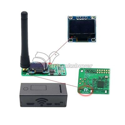 MMDVM Hotspot Module with OLED and Antenna Case for Raspberry pi Walkie Talkie