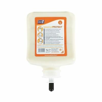 Deb Stokoderm Protect Pure Hand Cream 1 Litre Cartridge UPW1L [DEB01515]