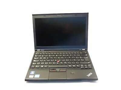 NOTEBOOK PC LENOVO THINKPAD X230 INTEL I5 2.60GHz NO HDD NO RAM WIN 7 PRO