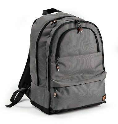 006be18cd07e Scruffs Trade Rucksack Water Resistant Insulated Backpack Bag Grey Laptop  Boots