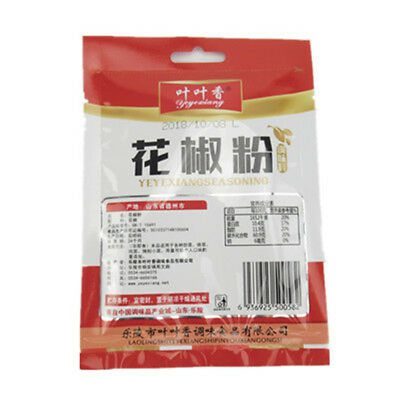 35g Szechuan Rub Chinese Pepper Peppercorns Powder Spices Seasoning Sichuan