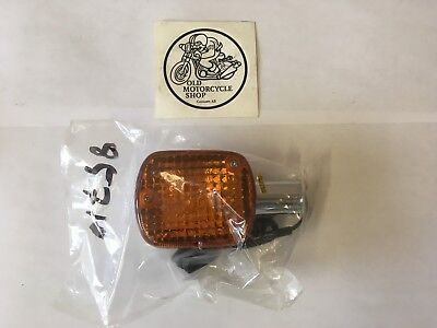 Honda Cb550Sc Emgo 60-85710 Single Turn Signal Replacement For 33600-Mb1-671