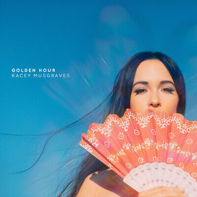 Golden Hour - Kacey Musgraves (2018, CD NEUF)