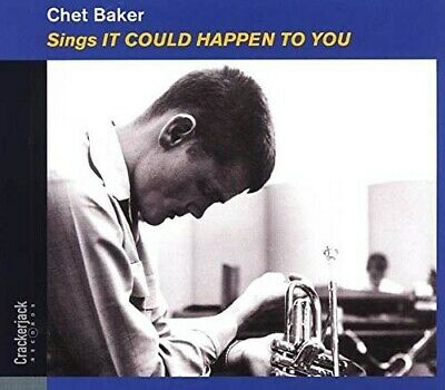 It Could Happen To You - Chet Baker (2015, CD NEUF)
