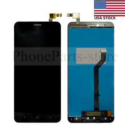For ZTE Blade X Max Z983 LCD Display Touch Screen Digitizer Assembly Replace USA
