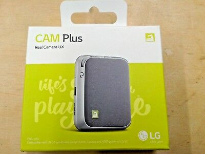 NEW LG G5 CAM Plus Real Camera UX w/ 1200mAh Extended Battery CBG-700 Worldwide