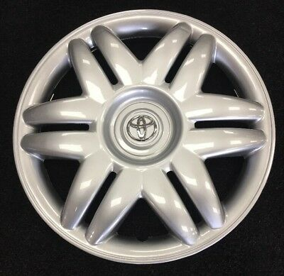 """15"""" Wheelcover Hubcap fits Toyota 2000-2001 Camry Aftermarket"""