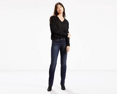 a10d3280306 NEW LEVI S WOMENS 414 Classic Straight Jeans - Rustic Woodland ...