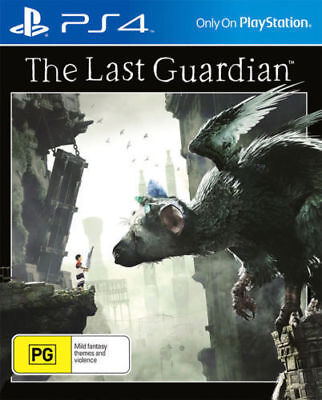 The Last Guardian PS4 Game Sony