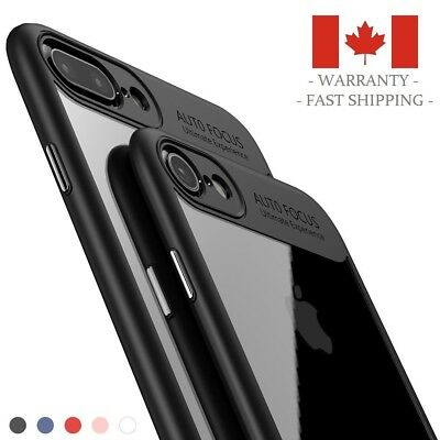 Clear Thin Silicone Case for iPhone X, iPhone 8, iPhone 7 6 6s Plus