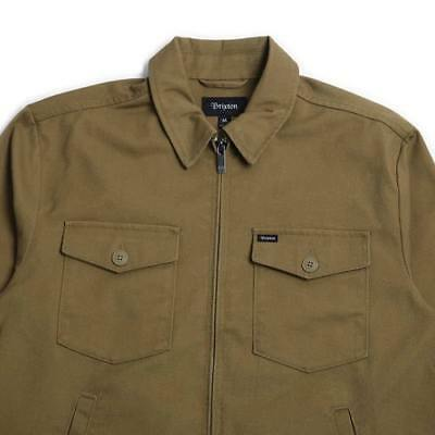 New Brixton Mens Empire Jacket