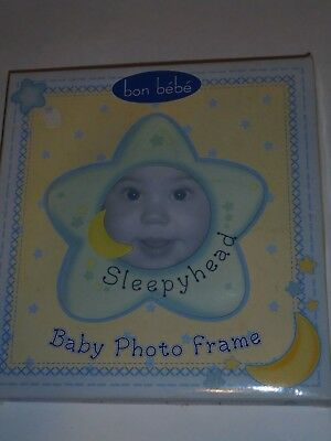Bon Bebe Sleepyhead Baby Photo Frame