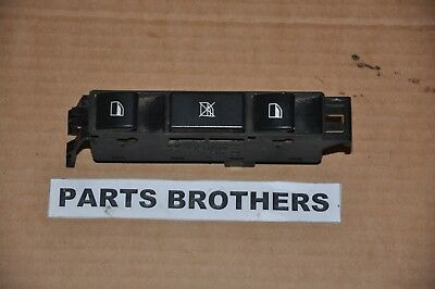 Genuine Passenger Side Window Switch for BMW E46 3 Series 8381514