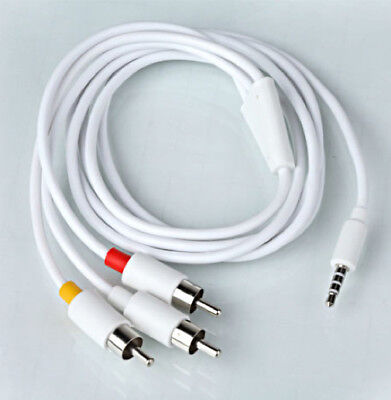 AV cable for iPod Video and photo