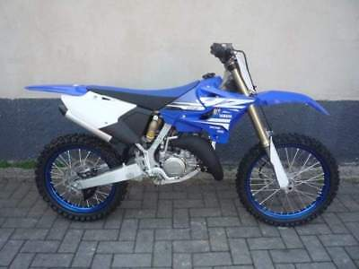 Yamaha yz 125 cross